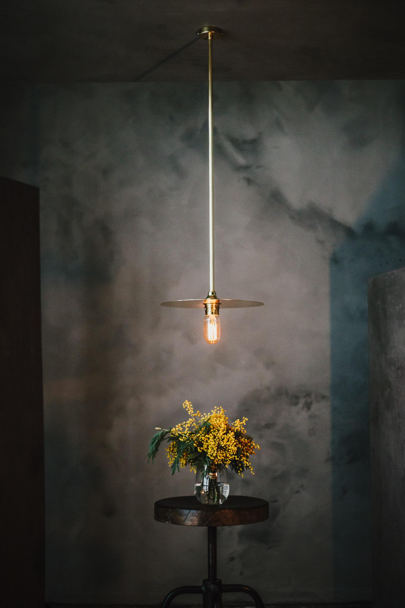 Lámpara de suspensión pendular